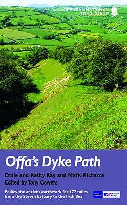 Offa's Dyke Path: National Trail Guide (National Trail Guides) by Gowers, Tony |