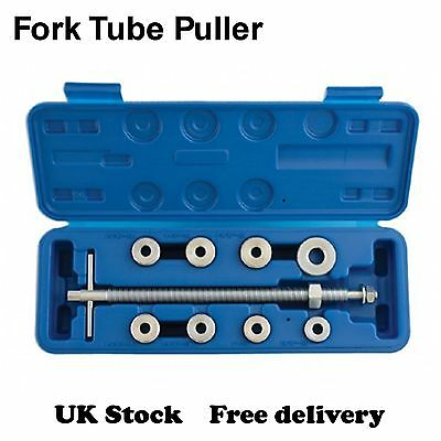 Fork Tube Puller for BSA, Norton & Triumph, Laser 5469 - [D55]