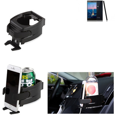 Auto Car Van Truck air vent Mount Water Bottle Can Mug Cup Holder Stand