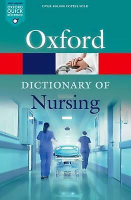 Dictionary of Nursing by Elizabeth A. Martin (English) Paperback Book