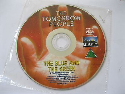 The Tomorrow People - The Blue And The Green - Disc Only (Rb0) {Dvd}