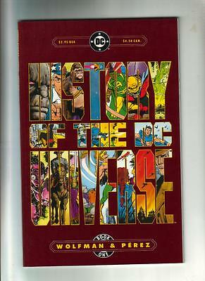 History of the Universe: Book 1 - Wolfman/Perez DC 1986 NM