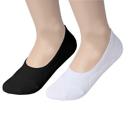 12 Pairs Womens invisible Socks Ladies Trainer Shoe Footsies Liner Ballerina Lot