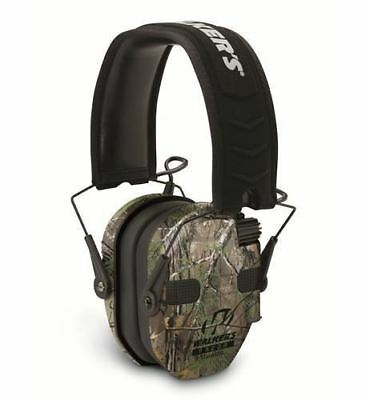 Walker's Razor Quad Camo Ear Muff Shooting Headset- WGE-GWP-RSEQM-CMO