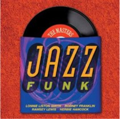 Various Artists-Jazz Funk  (UK IMPORT)  CD NEW