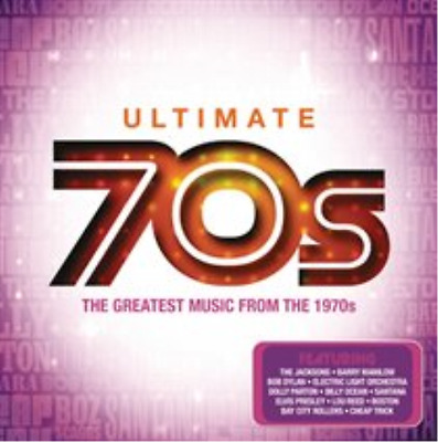 Various Artists-Ultimate... 70s  (UK IMPORT)  CD NEW