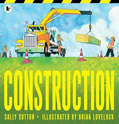 Construction by Sutton, Sally | Paperback Book | 9781406367157 | NEW