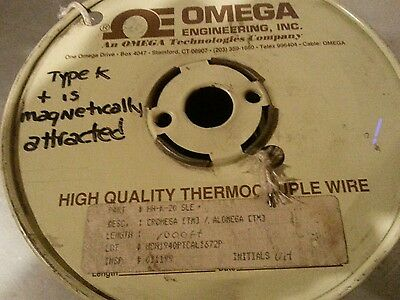 Thermocouple wire OMEGA