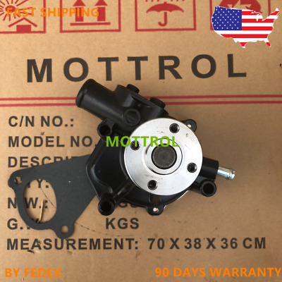 729428-42003 729428-42004 Water Pump Fits  4Tnv88 4Tne88  3Tn84 4Tne84 Usps Expr