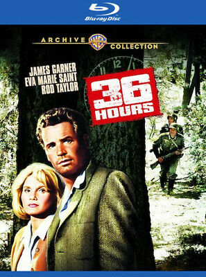 36 Hours (2017, REGION A Blu-ray New)