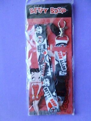Betty Boop Route 99 Key Chain Holder