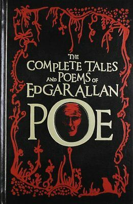 Complete Tales and Poems of Edgar Allan Poe, The (Barnes & Noble Leatherbound C