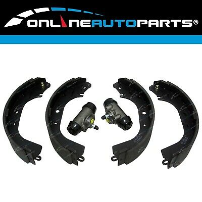 Rear Brake Shoe + Wheel Cylinders Landcruiser HJ61 BJ60 FJ60 FJ62 HJ60 60 Series