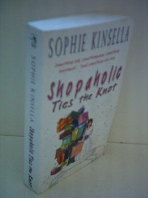 Shopaholic ties the knot, Sophie Kinsella | Paperback Book | Acceptable | 978055