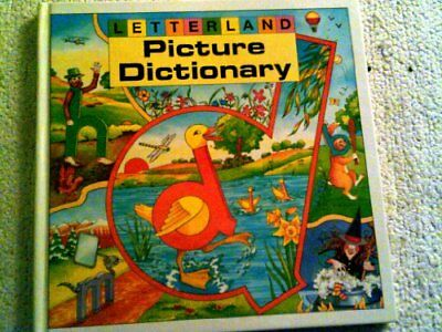 Letterland Picture Dictionary, Wendon, Lyn, Carlisle, Richard | Hardcover Book |