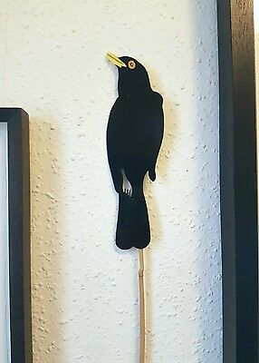 Gary Hume 2005 limited edition sculpture blackbirds Tate signed