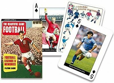 Piatnik Football Legends Playing Cards