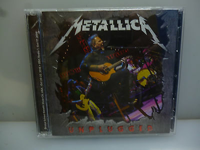 Metallica-Unplugged. Mountain View, Usa 2016.-2 Cd In A Jewel Case.-New.sealed