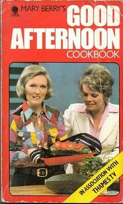 Good Afternoon Cookbook, Good Condition Book, Berry, Mary, ISBN
