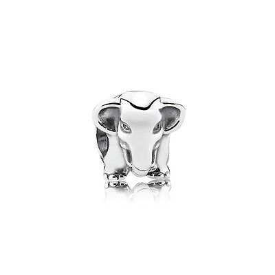 Authentic Pandora Charm Lucky Elephant Sterling Silver 791130