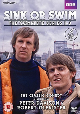 Sink Or Swim: The Complete Series  (UK IMPORT)  DVD NEW