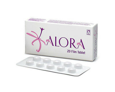 Alora 20tabs Anxiety,Nervousness, Sleeping disorders, Distress, Minimal depressi