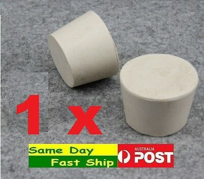 one piece of rubber bottle cork Big: 50x41x34 mm or Small: 37x28x31 mm AU Local