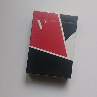 The Virts - 2013 - Virtuoso Launch Edition Deck of Playing Cards
