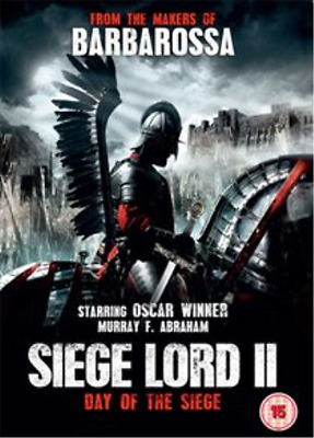 Piotr Adamczyk, F. Murray A...-Siege Lord 2: Day of the Sie (UK IMPORT)  DVD NEW