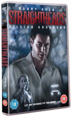 Gillian Anderson, Danny Dyer-Straightheads  (UK IMPORT)  DVD NEW