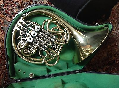 Weltklang Solist Alexander 103 Copy, with Paxman 4C M/pc, Bach Gig Bag + Case