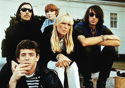 Velvet Underground 02 (Music) Photo Print Or Mug Or Photo Crystal