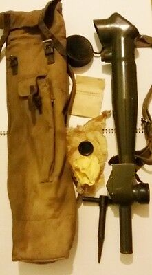 Russian Soviet Army Trench Periscope Engineer reconnaissance PIR device set RARE