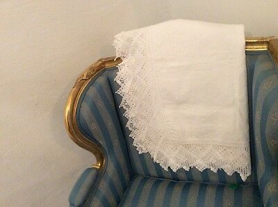 Victorian Lace Table Cloth
