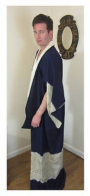 choice of mens vintage kimonos dressing gowns one size silk