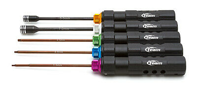 Associated 1519 FT Hex/Nut Driver Tool Set, 5pc.