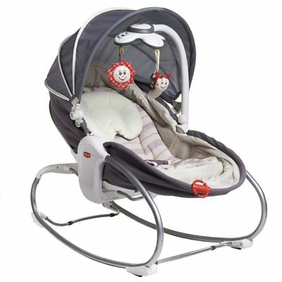 Tiny Love Rocker Napper (Grey/Denim)