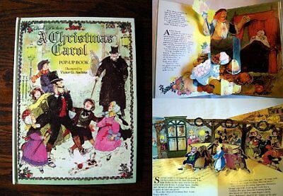 A Christmas Carol: Pop-up Bk, Dickens, Charles | Paperback Book | Acceptable |