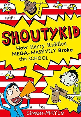 Shoutykid-How Harry Riddles_Pb  (UK IMPORT)  BOOK NEW