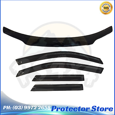Ford Territory SX SY Models 2004-11 Bonnet Protector & Weathershields Guards