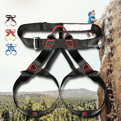 Outdoor Harness Seat Belts Sitting Bust Belts Rock Climbing Rappelling Equipment