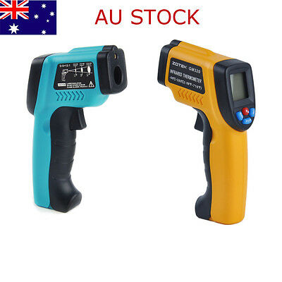 Non-Contact LCD IR Laser Original Digital Temperature Thermometer Infrared Gun