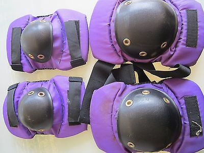 Set of Adult elbow and knee pads