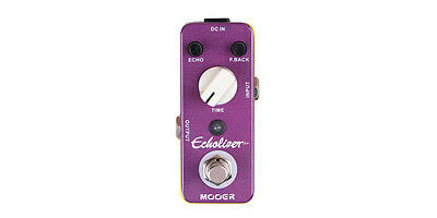 MOOER ECHOLIZER DELAY digital delay