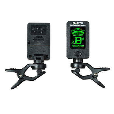 Uk Chromatic Clip-On Digital Tuner For Acoustic Electric Guitar Bass Hot 1X