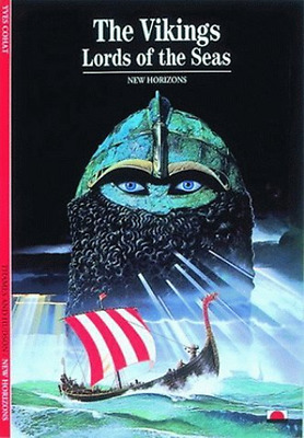 The Vikings Lords Of The Sea  (UK IMPORT)  BOOK NEW