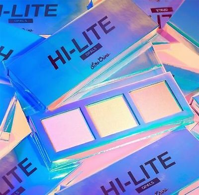 New Lime Crime Hi-Lite Opals Highlighter Palette For Unicorns Cosmetic-Brand New