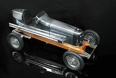 Authentic Models Bantam tether race car Spindizzy 1930's replica hand built 19""