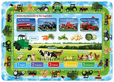Tractor Ted Placemate *Direct from Tractor Ted Warehouse*