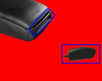 AUDI A4 B6 Centre Console Armrest Lid Latch Clip Catch black